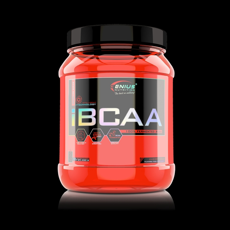 iBCAA - aminokwasy rozgałęzione