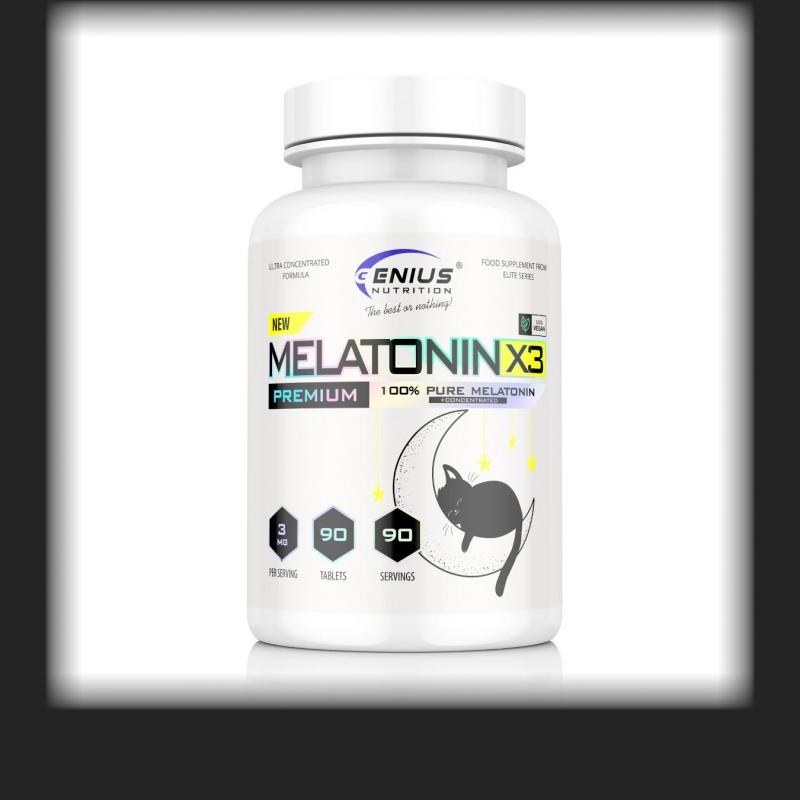Melatonina x3